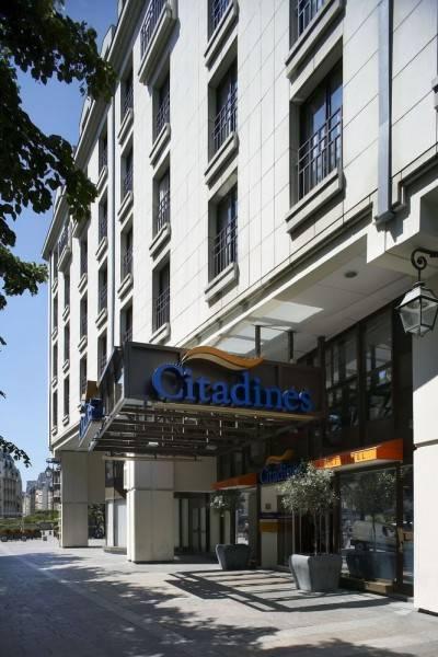 Hotel Citadines Les Halles Paris