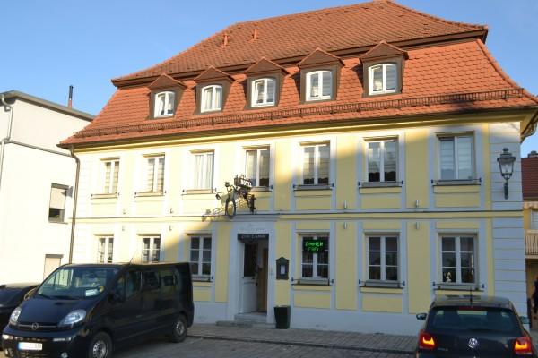 Hotel Zum Lamm Garni