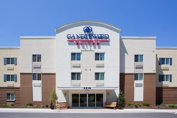 Hotel Candlewood Suites ABERDEEN-EDGEWOOD-BEL AIR