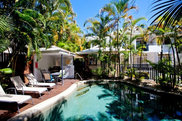 Hotel Seascape Holidays - Tropic Sands