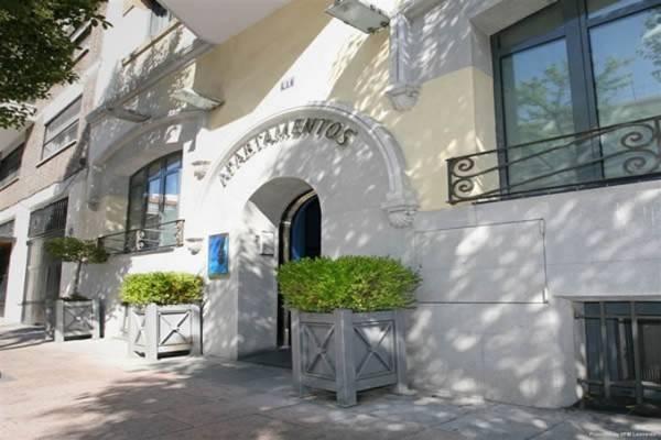 Aparthotel Ramón de la Cruz 41