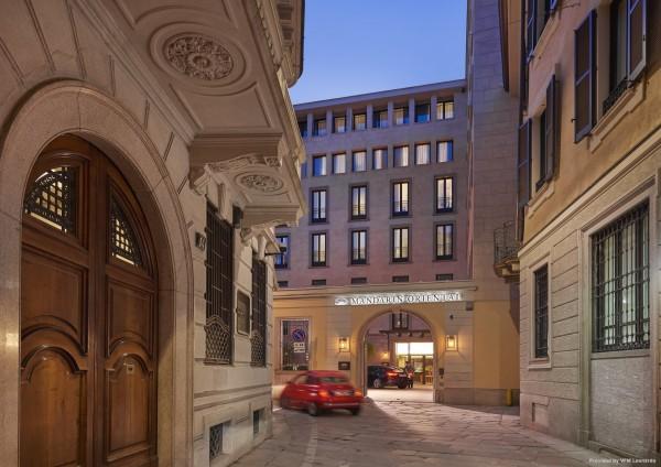 Hotel Mandarin Oriental Milan