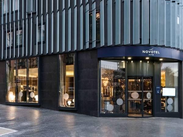 Hotel Novotel Suites Paris Expo Porte de Versailles