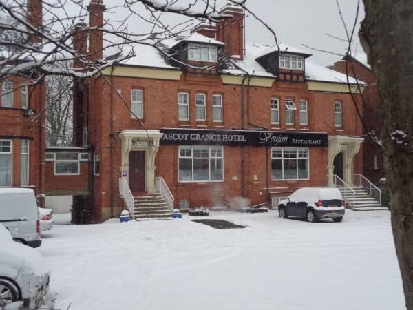 Ascot Grange Hotel - Voujon Restaurant