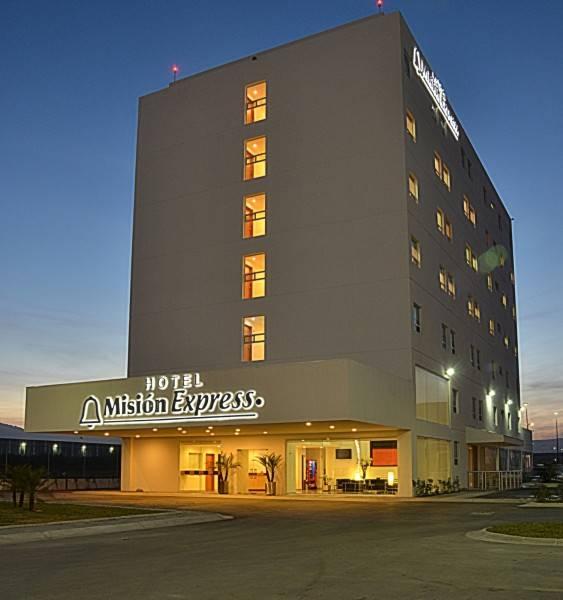 Hotel Mision Express Monterrey Aeropuerto La Fe