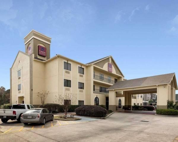 Hotel Comfort Suites Bush Intercontinental Air