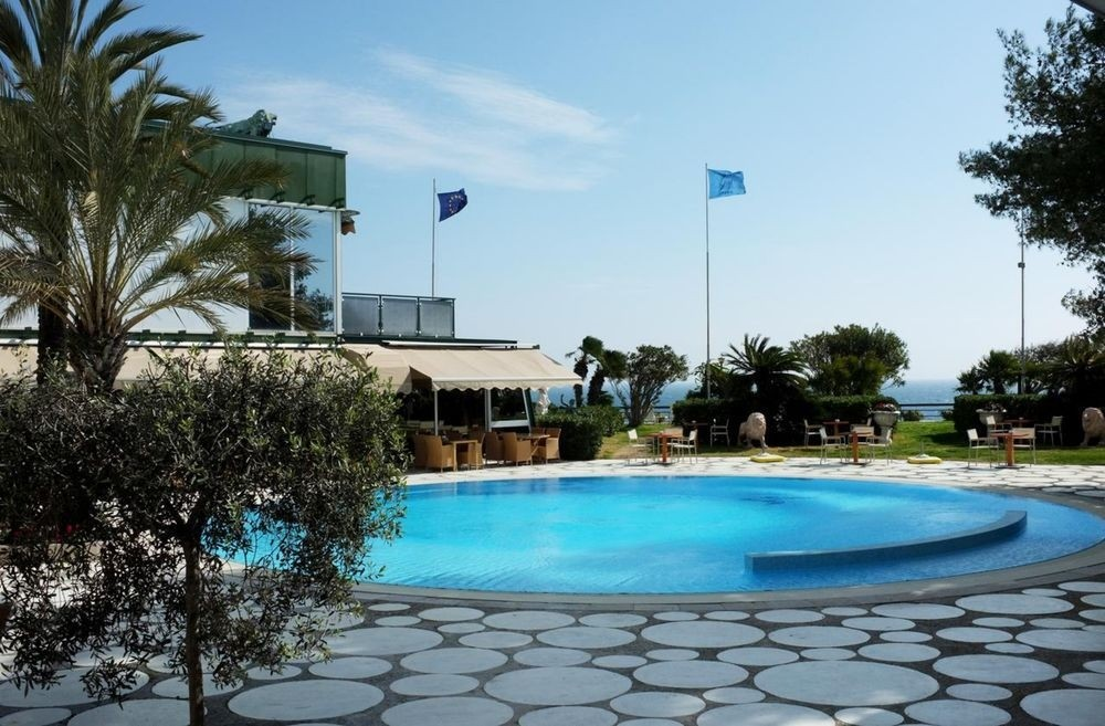 Grand Hotel Del Mare Resort Spa Italy At Hrs With Free Services