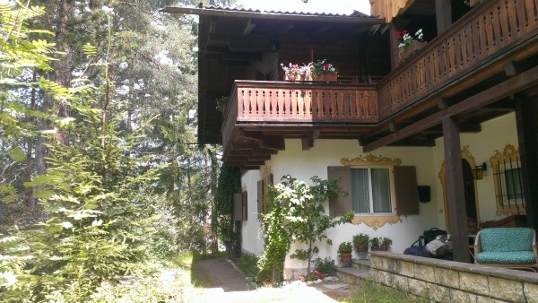 Hotel Villa Dolomites Hut