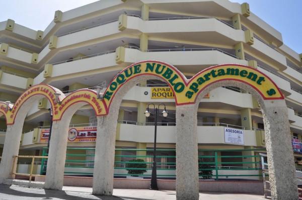 Hotel Apartamentos Roque Nublo