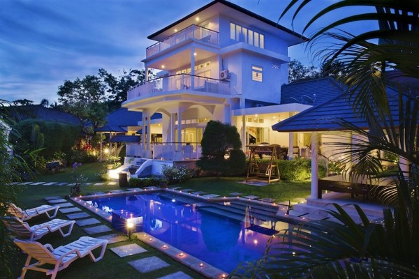 Hotel Villa Lakshmi