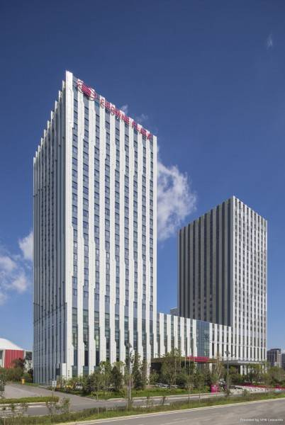 Hotel Crowne Plaza HARBIN SONGBEI