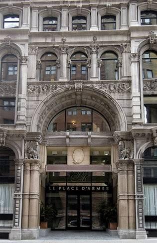 Hotel Place d Armes