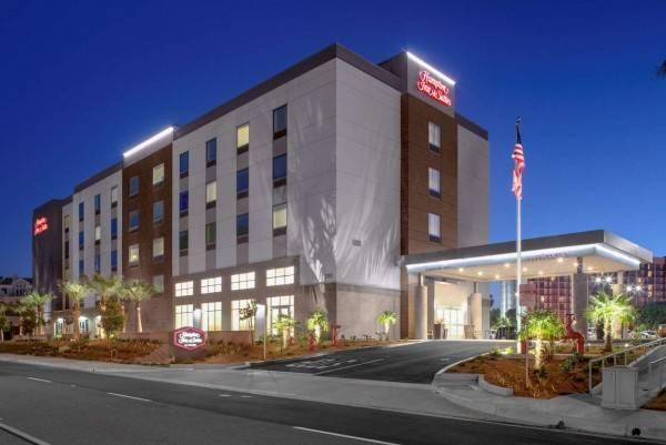 Hampton Inn and Suites Irvine - Orange County Airport CA