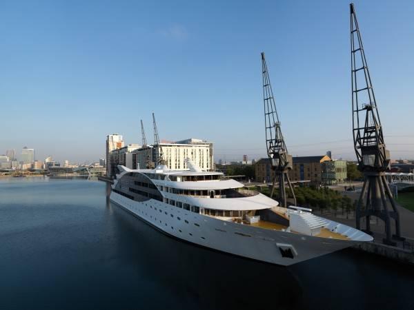 Hotel Sunborn London Royal Victoria Dock