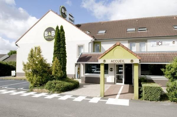 B-B HOTEL SAINT QUENTIN