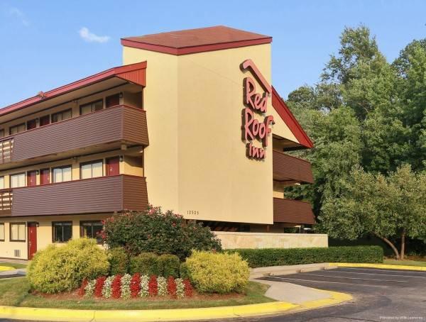 Hotel Red Roof Washington DC-Laurel