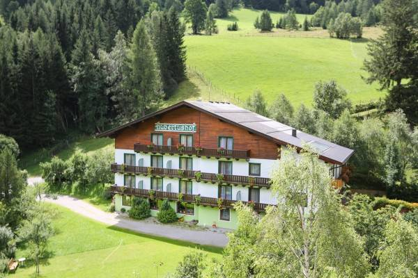 Hotel Hubertushof beim Römerbad