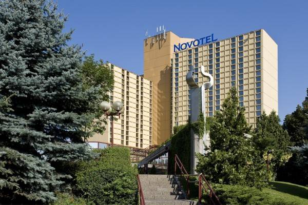 Hotel Novotel Budapest City