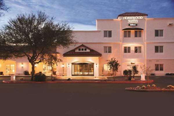 Hotel Homewood Suites Tucson-St Philip's Plaza University