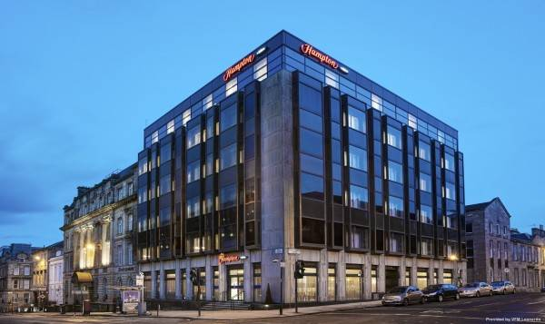 Hotel Hampton by Hilton Glasgow Central