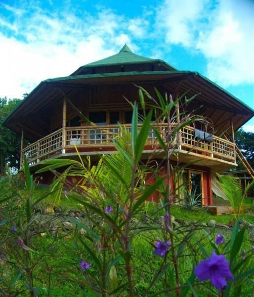 Hotel Deseo Bamboo Ecolodge - Bungalows