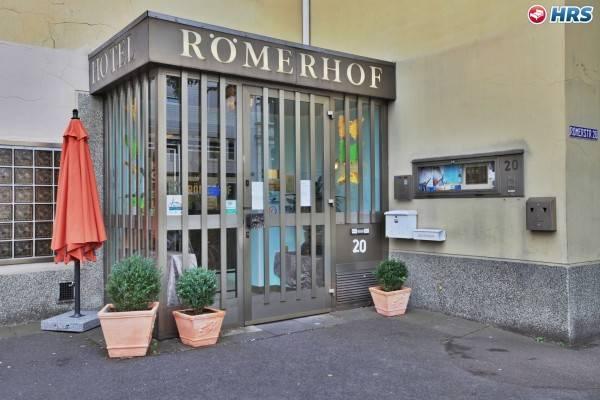 Hotel Am Römerhof Garni