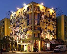 Hotel AMBER ECONTEL Berlin Charlottenburg