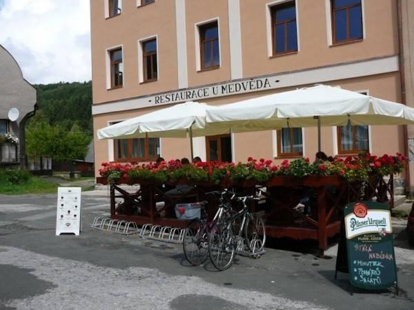 Hotel Restaurace U Medvěda
