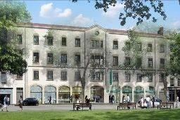 Hotel Quality Suites Lyon Confluence Residence de Tourisme