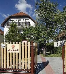 Hotel Villa Korall