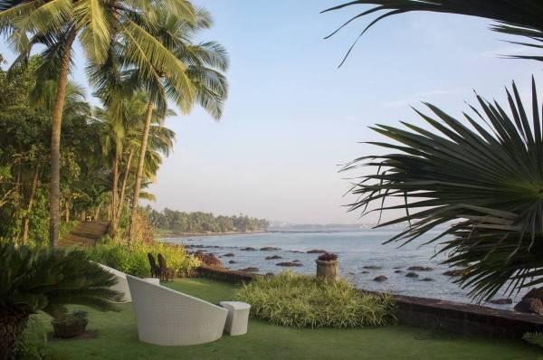 Hotel Ahilya by The Sea