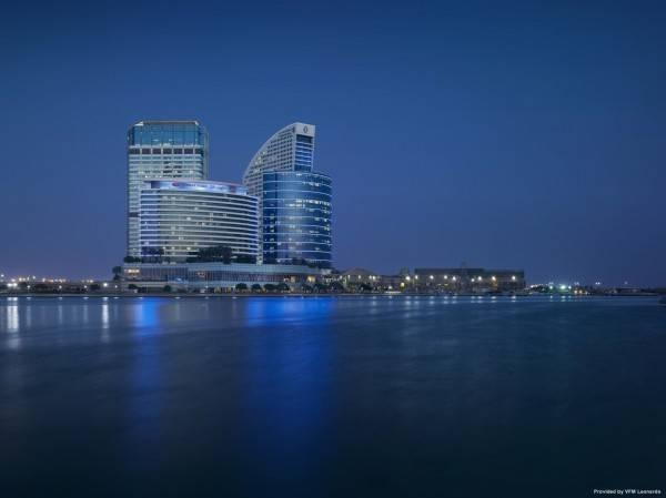 Hotel Crowne Plaza DUBAI - FESTIVAL CITY