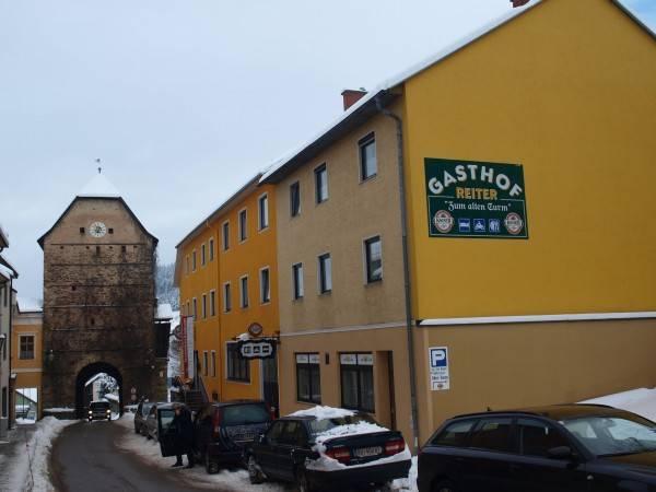 Hotel Zum alten Turm Gasthof