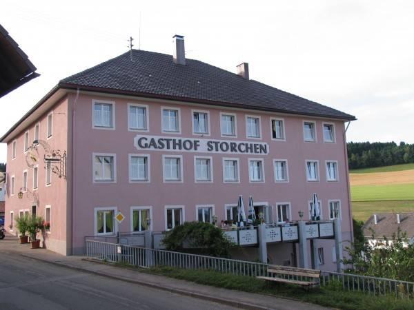 Hotel Storchen Gasthaus