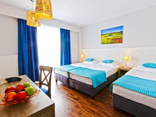 Hotel Ach Mazury Stanica Mikołajki