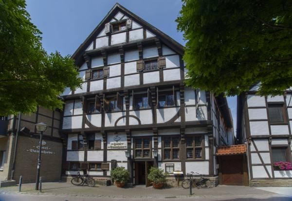 Hotel Baumhove Am Markt