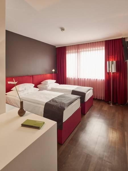 Hotel roomz Vienna Gasometer
