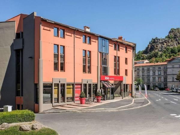 Hotel ibis Le Puy-en-Velay Centre