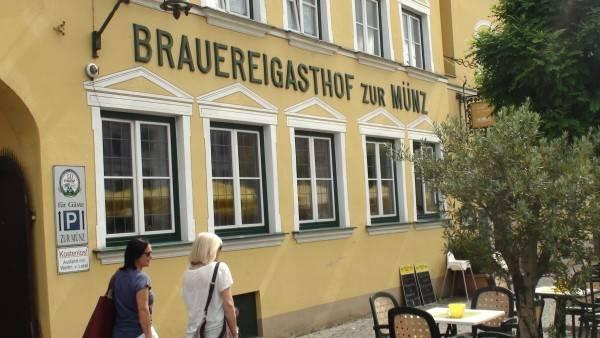 Hotel Zur Münz Brauereigasthof
