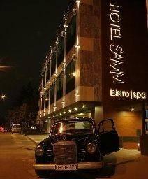 Samm Hotel Bistro & SPA