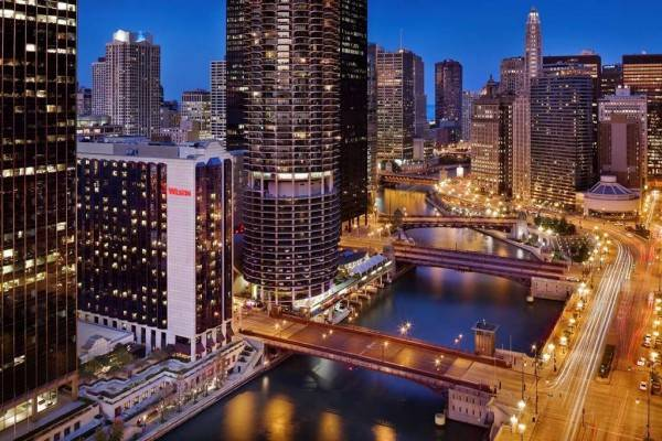 Hotel The Westin Chicago River North