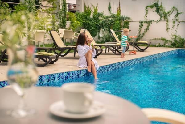 Hotel Villa Pinia