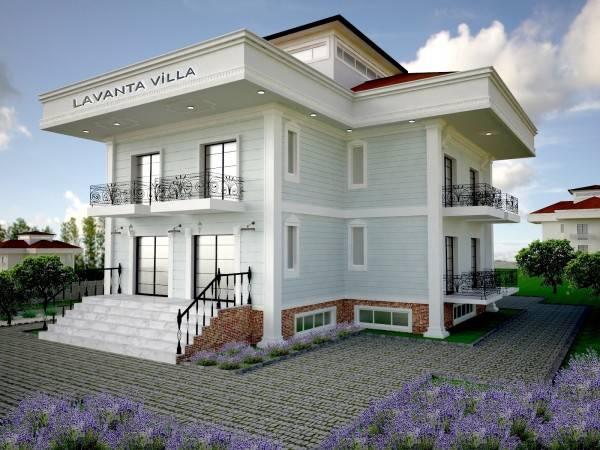 Hotel Lavanta Villa - Lavanta Kokulu Otel Lavanta Villa - Lavanta Kokulu Otel