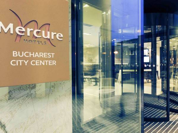 Hotel Mercure Bucharest City Center