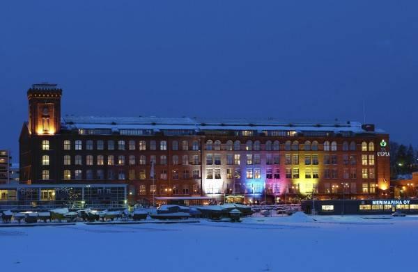 Hotel Holiday Club Tampereen Kylpyla