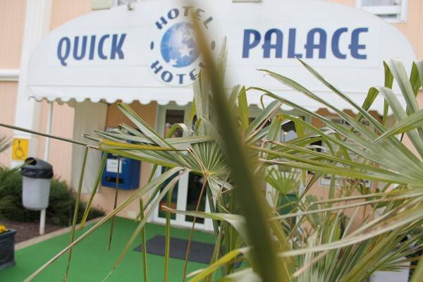 Hotel Quick Palace