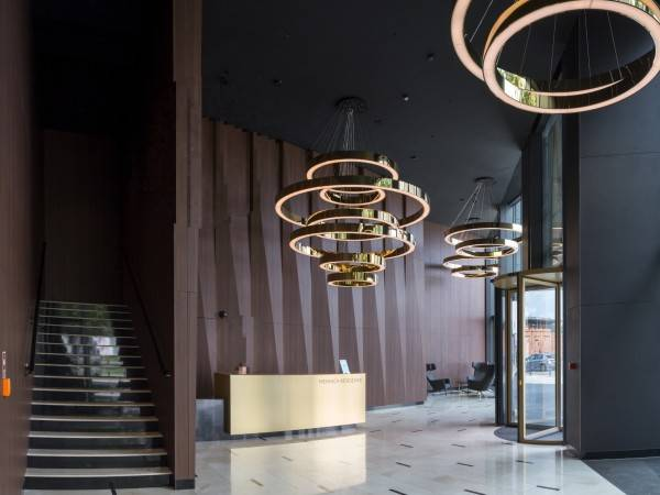 Hotel Chopin Apartments Mennica