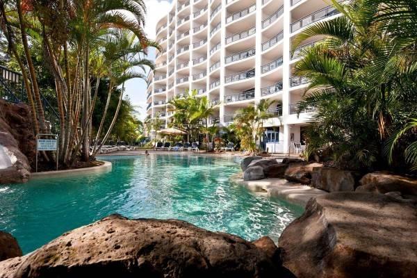 Hotel Ramada Resort Golden Beach