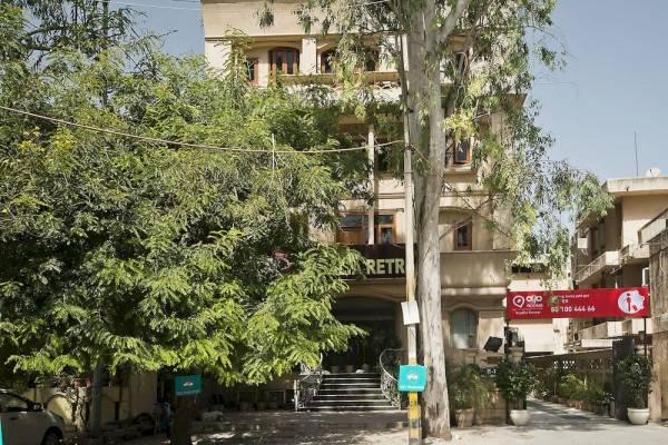 Hotel OYO Rooms GK 1 Premier