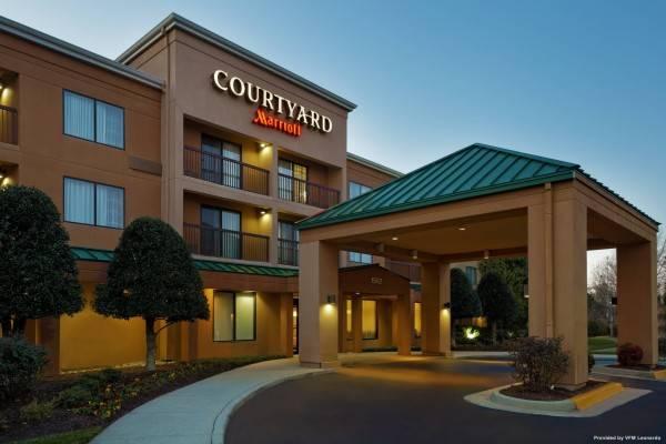 Hotel Courtyard Chesapeake Greenbrier